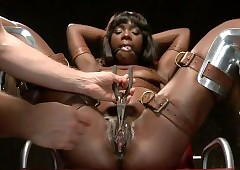 black girl bdsm